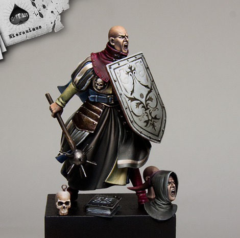 Hieronimus the Cleric Limited Edition