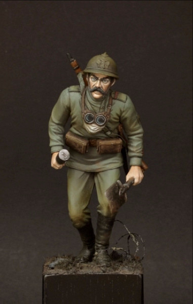 Grenadier of the Russian Army, WWI