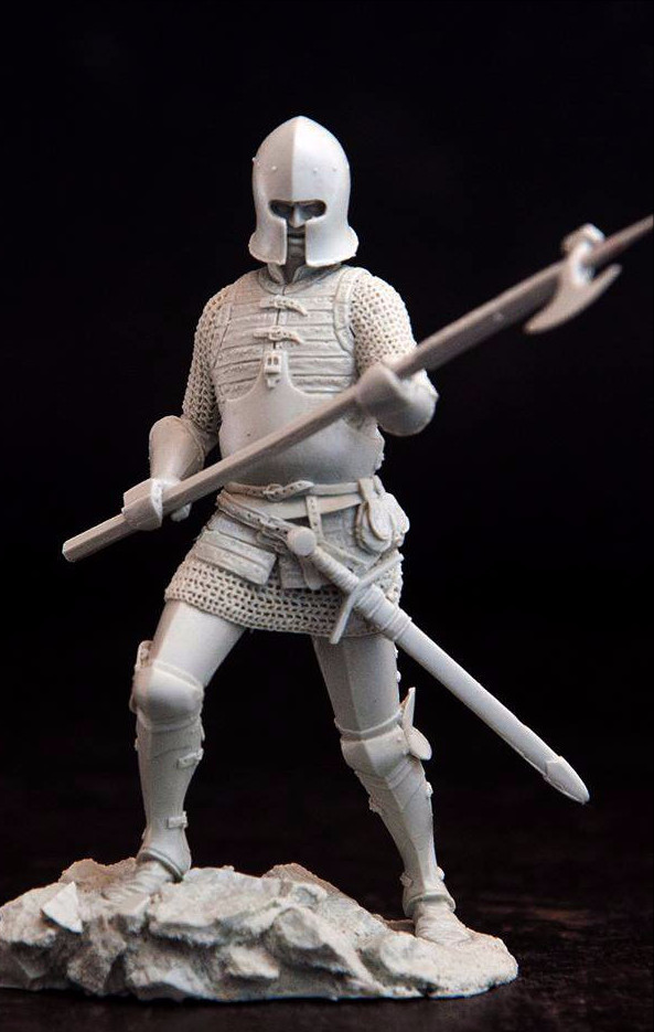 Halberdier 15th century