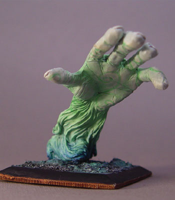 Helping Hand, Greater - Resin