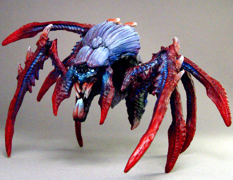 Cicarserie, Demonic Arachnid - Box Set - Resin