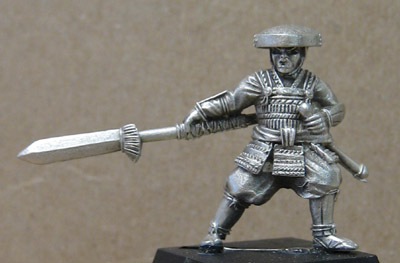 Unaligned - Medium Infantry Spearman