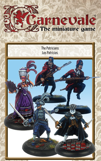 Carnevale: The Patricians: Starter Box