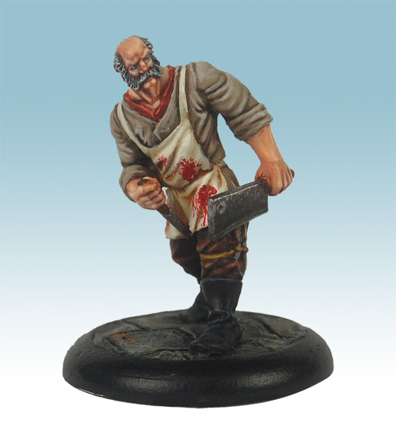 Carnevale: The Guild: Butcher