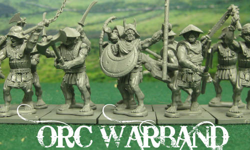 Orc Warband