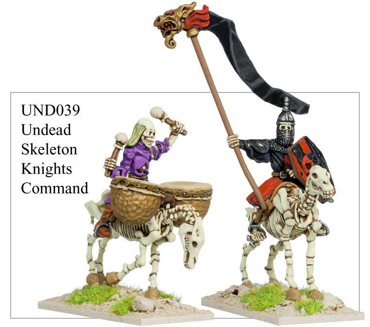 Skeleton Knights Command