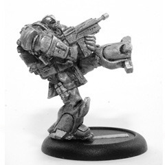 Mercs Minis - USCR - Booster