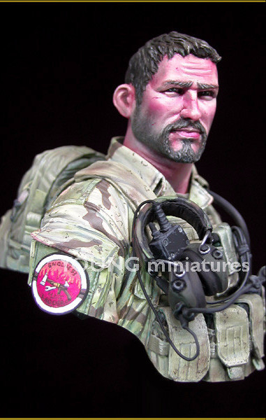 US Navy Seal Afghanistan 2005