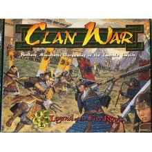 Clan War Boxed Set