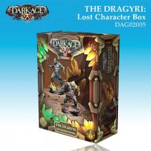 Dragyri Lost Characters box