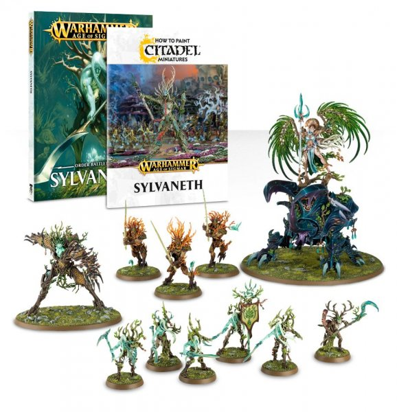 Sylvaneth New Releases | Miniset net - Miniatures Collectors